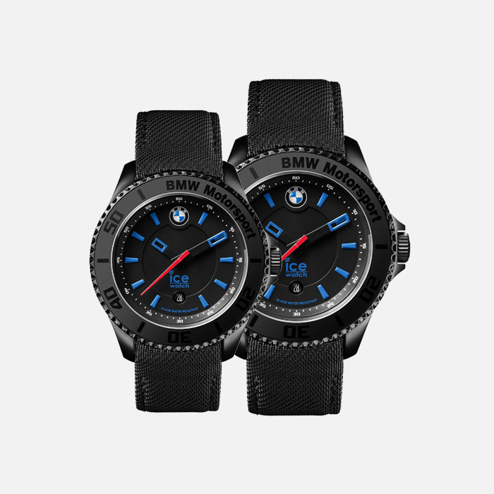 [ICE WATCH] 아이스와치 BMW Motorsport steel시 (남/녀 택1)